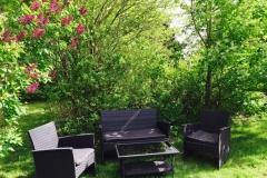 Gartenlounge