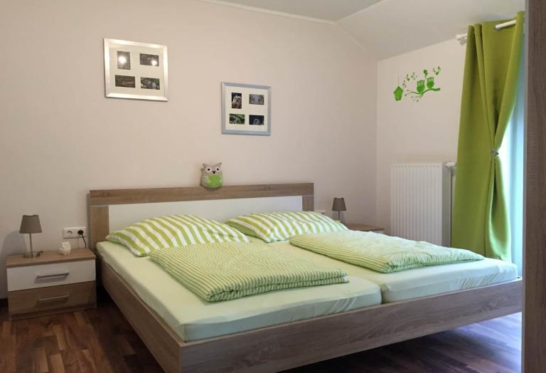 Schlafzimmer Eulennest