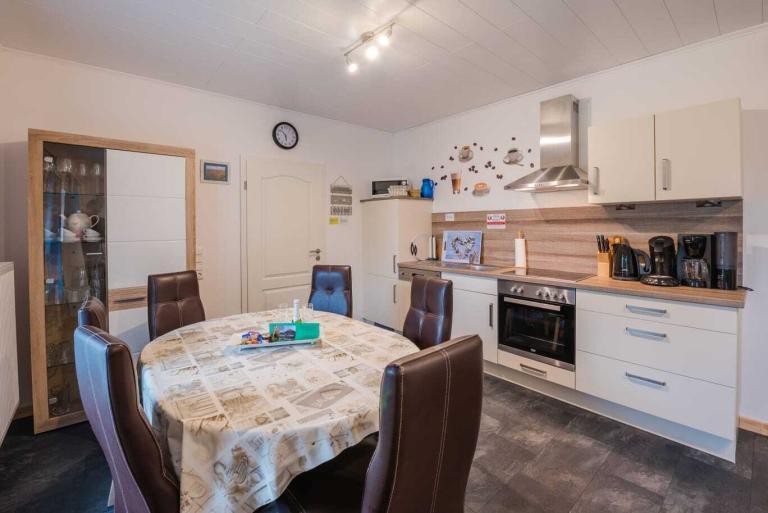 Küchenbereich Weitblick