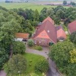 Luftbild Ferienhof