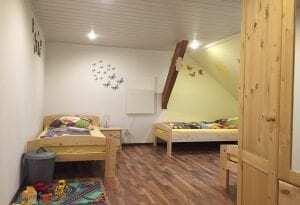 Kinderzimmer Landliebe OG